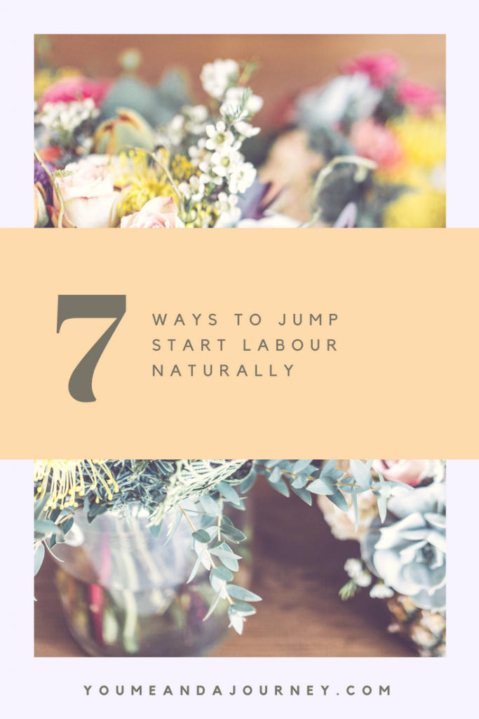 how to start labor naturally