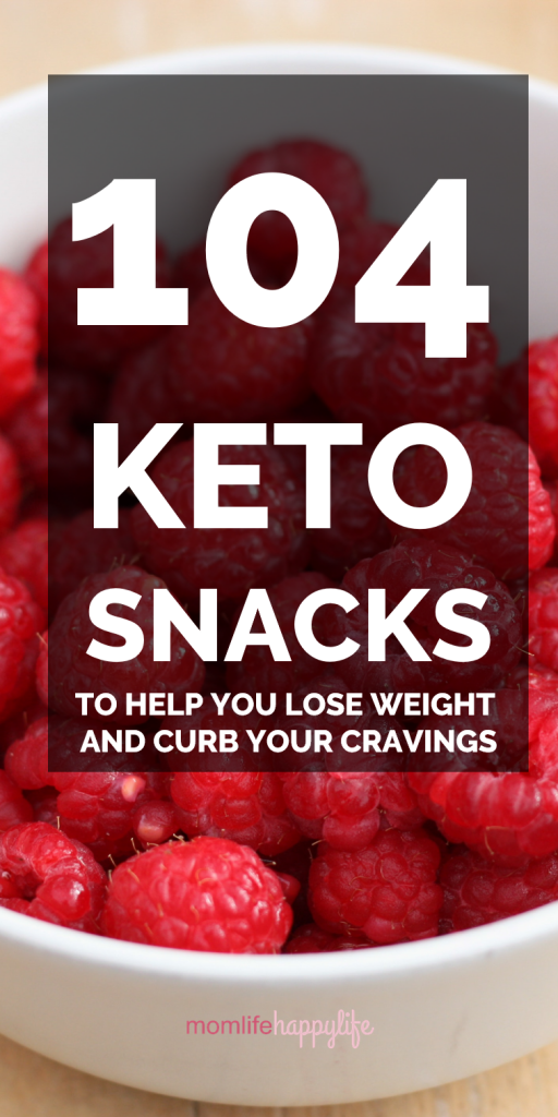 Huge List of Keto Snacks for Weight Loss and Muscle Mass Growth
