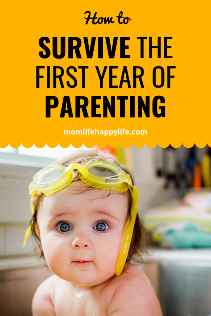 How to survive the first year of parenting Tips for New Parents