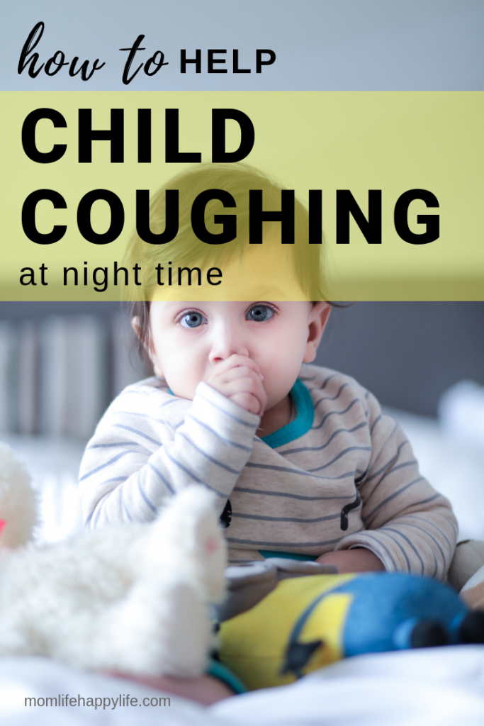 child can't stop coughing.