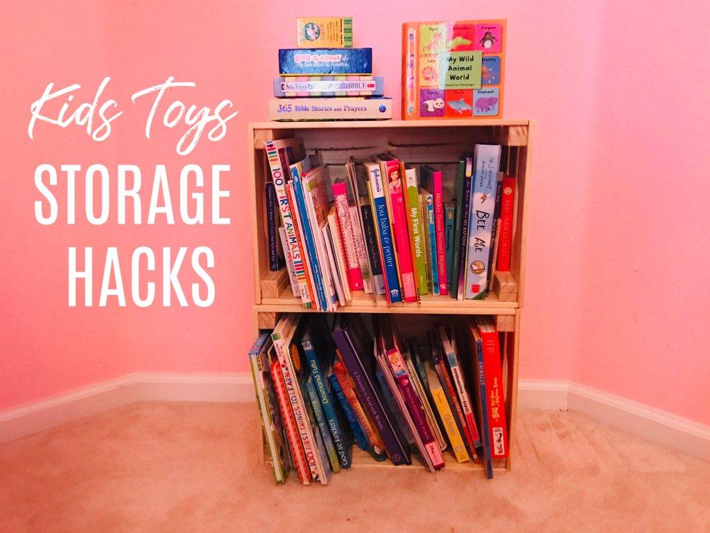 IKEA Kids Storage Playroom Hacks