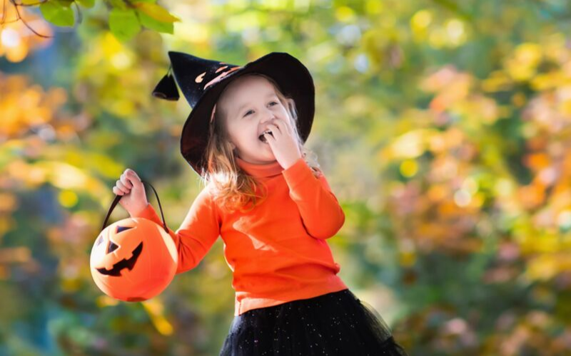 Halloween Activities for Toddlers - Games for Toddlers