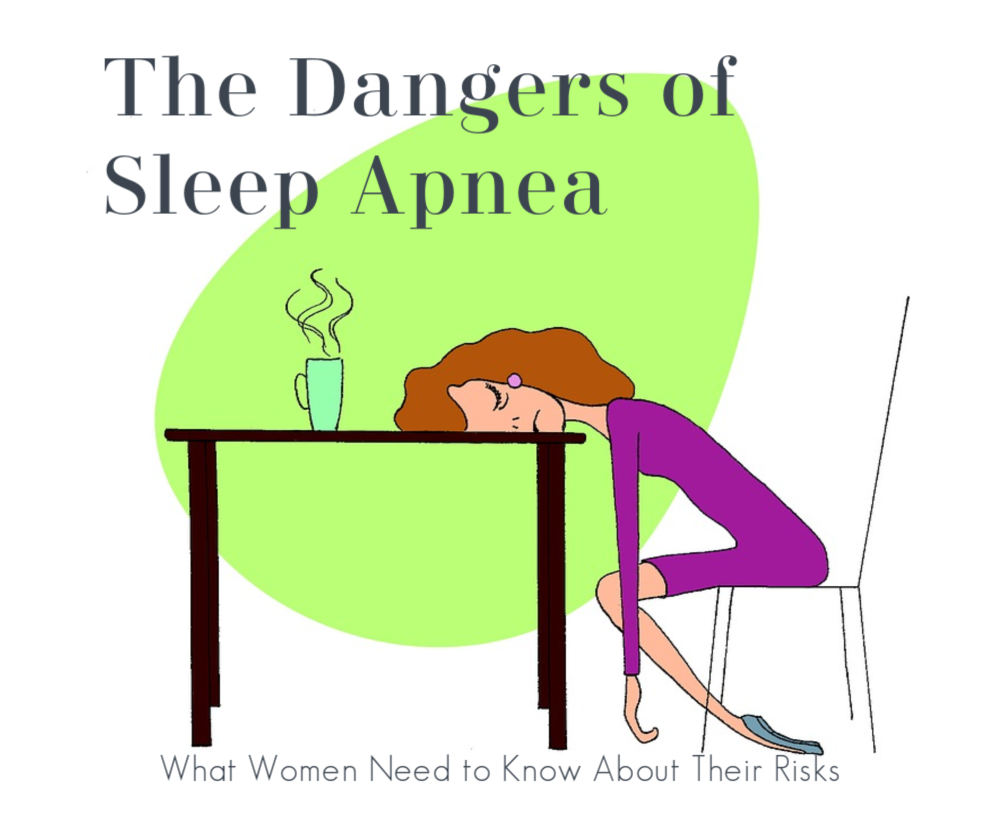sleep apnea, osa, dangers of sleep apnea