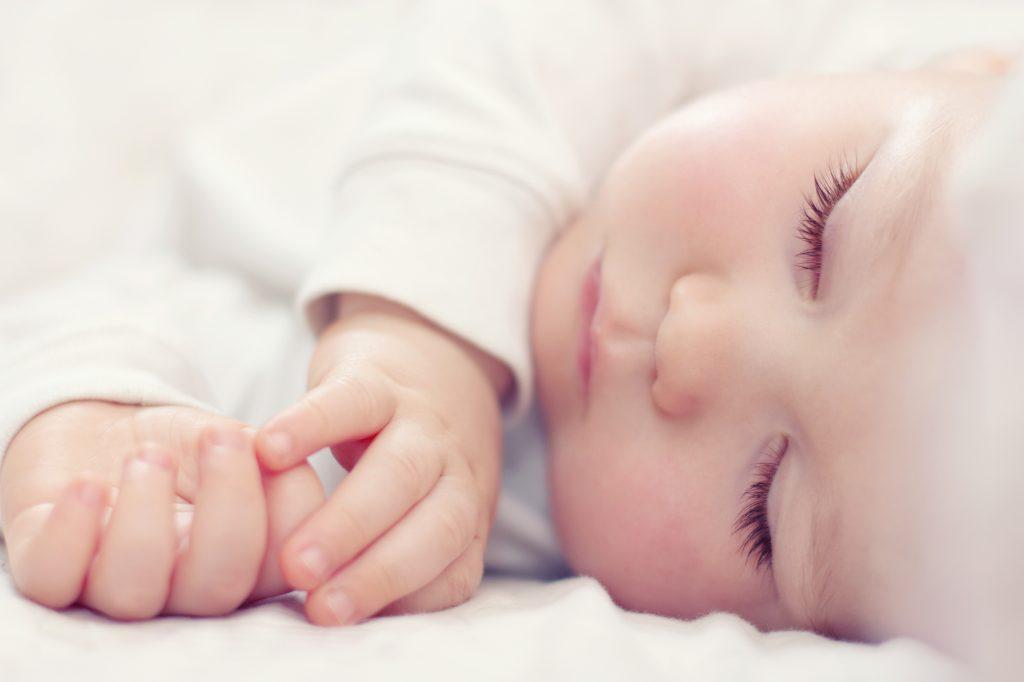 sleeping baby, maalox for diaper rash