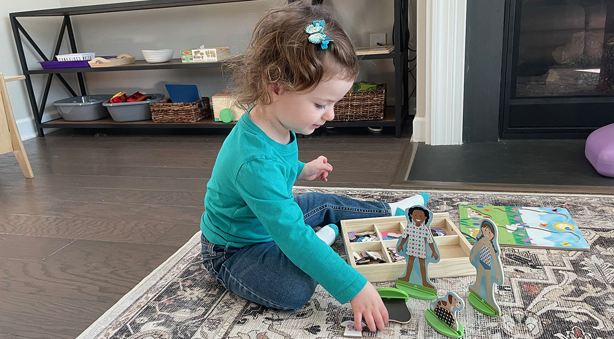 Your Montessori Toy Shelf: Set Up in 5 Simple Steps!